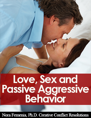 eBook cover, The Art of Living with a Passive Aggressive Husband