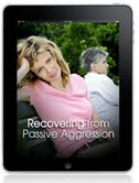 passive aggressive husband book on the ipad